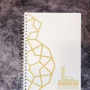 Masjid Maarof Notebook