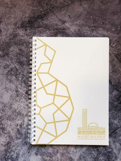 Masjid Maarof Notebook