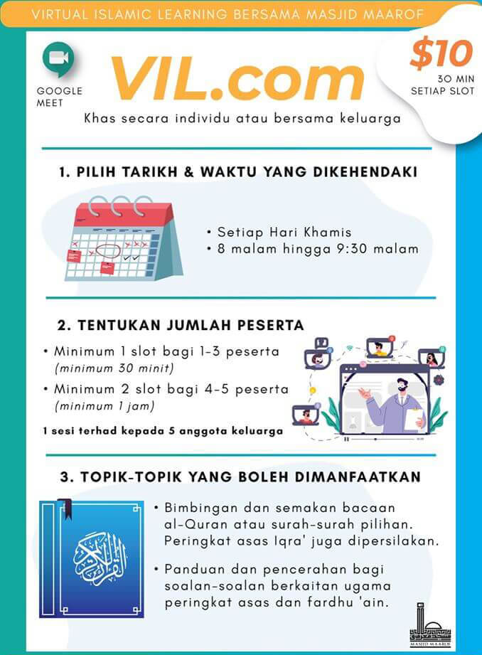 Virtual Islamic Learning